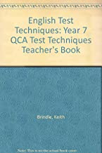 Year 7 QCA Test Techniques Teacher's Book
