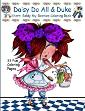 Daisy Do All & Duke: Sherri Baldy My Besties Coloring Book