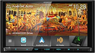 "Kenwood Excelon DMX905S 6.95"" WVGA Digital Multimedia Receiver with Apple CarPlay.."