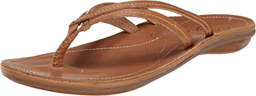 OLUKAI U'i Sandal - Wohommes Sahara Sahara 5 5  nouvelle marque