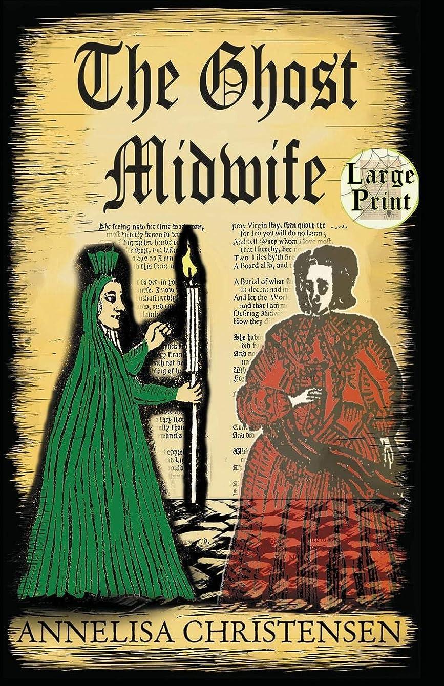 浴室椅子威信The Ghost Midwife: Large Print Novella (Seventeenth Century Midwives (Large Print))