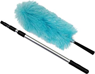 CleanAide Eurow Electrostatic Duster with 3 Sections Extension Pole