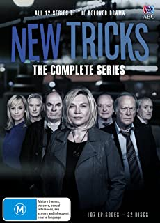 New Tricks: Series 1 - 12 (The Complete Series) (DVD)