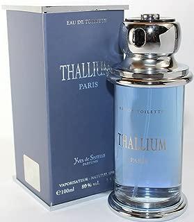 New Thallium By Yves De Sistelle 3.3/3.4oz. Edt Spray for Men New in Box