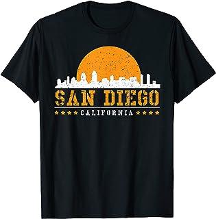 San Diego: San Diego California - California Camiseta