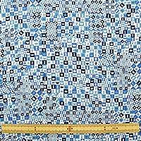 リバティ プリント 生地 タナローン Checkmate3635161-15A 【数量×50cm単位】 LIBERTY