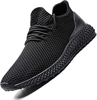 Men's Running Shoes Non Slip Fashion Breathable Sneakers...