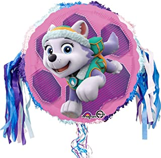 Costume SuperCenter Paw Patrol Skye And Everest Birthday Pull String Pinata