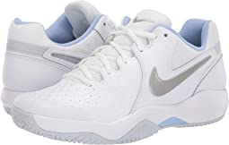 2de3b07817 White/Metallic Silver/Pure Platinum. 7. Nike. Air Zoom Resistance