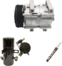 RYC Remanufactured AC Compressor Kit KT AB72