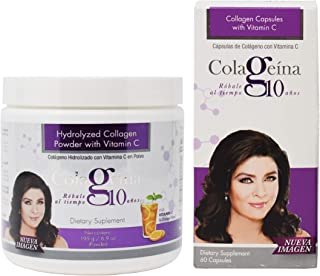Colageina 10 Extra Strength Original - Nueva Presentacin con Victoria Ruffo by Colageina 10