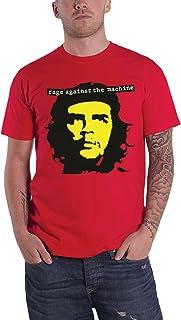 Unbekannt Rage Against The Machine T Shirt Che Guevara Band Logo offiziell Herren Nue