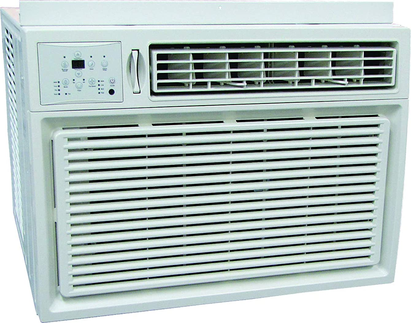 HEAT CONTROLLER REG-81M Comfort 4-Way Room Air Conditioner with Electric Heat, 8000 Btuh, 277 Cfm, 300-350 Sq-Ft, 1.48 Pt/Hr
