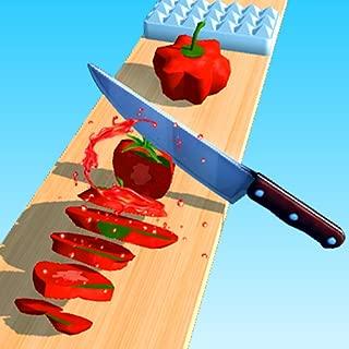 Perfect Slicing - Fruit Chop Chop Game