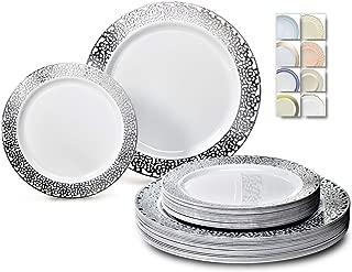 Best fancy plastic plates bulk Reviews