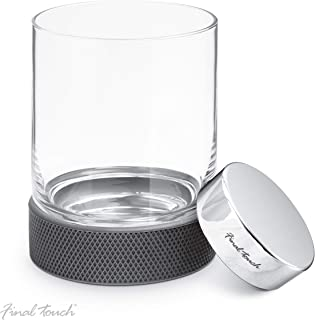 Final Touch Breakaway Hockey Puck Tumbler with Chilling Puck