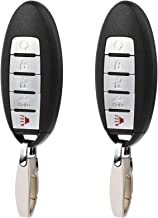 KR5S180144014, 7812D-S180204 2 fits 2013 2014 2015 Nissan Altima//Maxima Smart Key Fob Keyless Entry Remote Dongle Clip