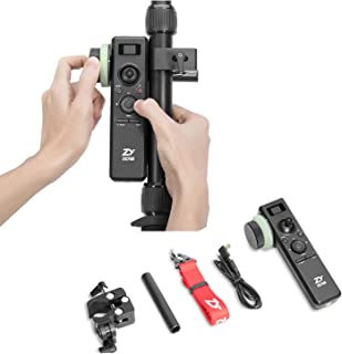 Zhiyun [Official] Crane 2 Wireless Motion Sensor Remote Control with Follow Focus 25 Hours Runtime for Crane 2