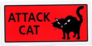 HILLMAN 848606 Attack Cat Sign (4.9