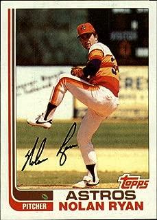 1982 Topps Baseball Card #90 Nolan Ryan