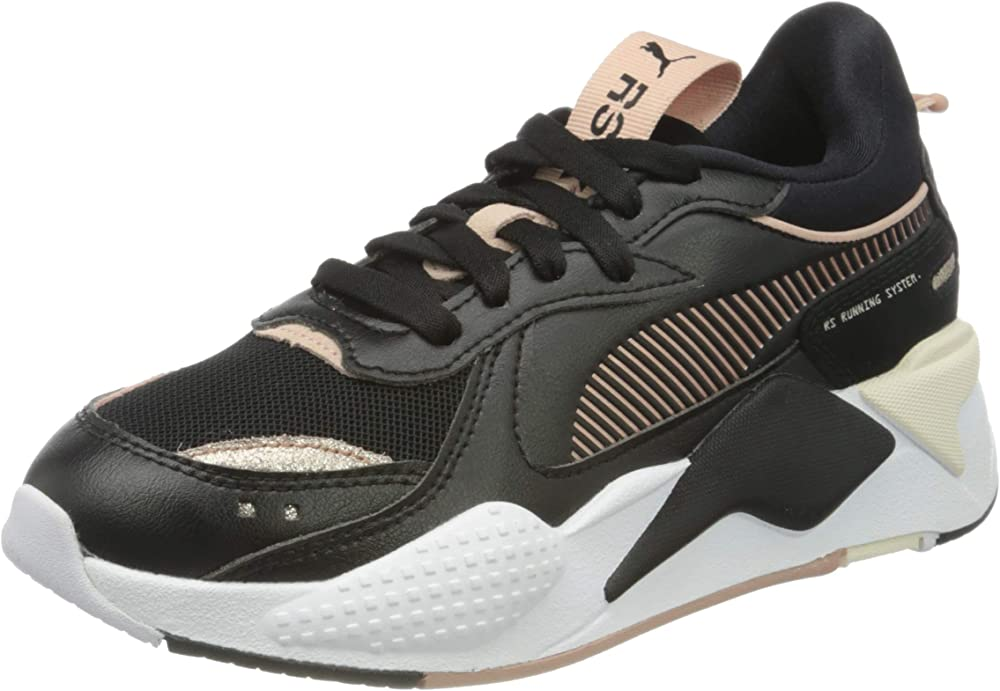 Puma rs-x mono metal wns, scarpe da ginnastica donna,sneakers 374669 1
