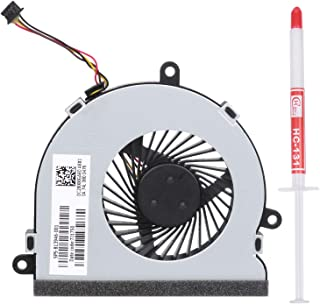 FixTek Laptop CPU Cooling Fan Cooler for Toshiba Portege Z835-p372