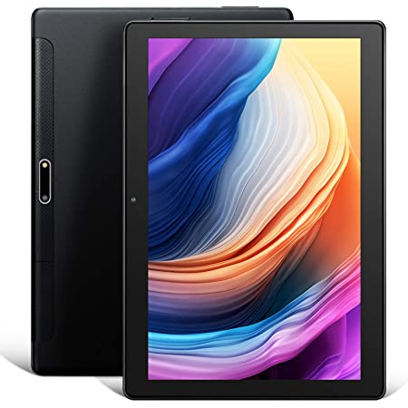 Dragon Touch Max10 Tablet, Android 10.0 OS, Octa-Core Processor, 3GB RAM, 32GB Storage, 10 inch Android Tablets, 1200x1920 IPS Full HD Display, 5G WiFi, USB Type C Port, Black