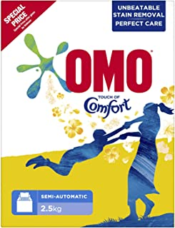 OMO Touch of Comfort Active Detergent Semi Automatic 2.5kg