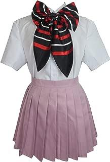 Ao no/Blue Exorcist Shiemi Moriyama School Uniform Anime Cosplay Costume
