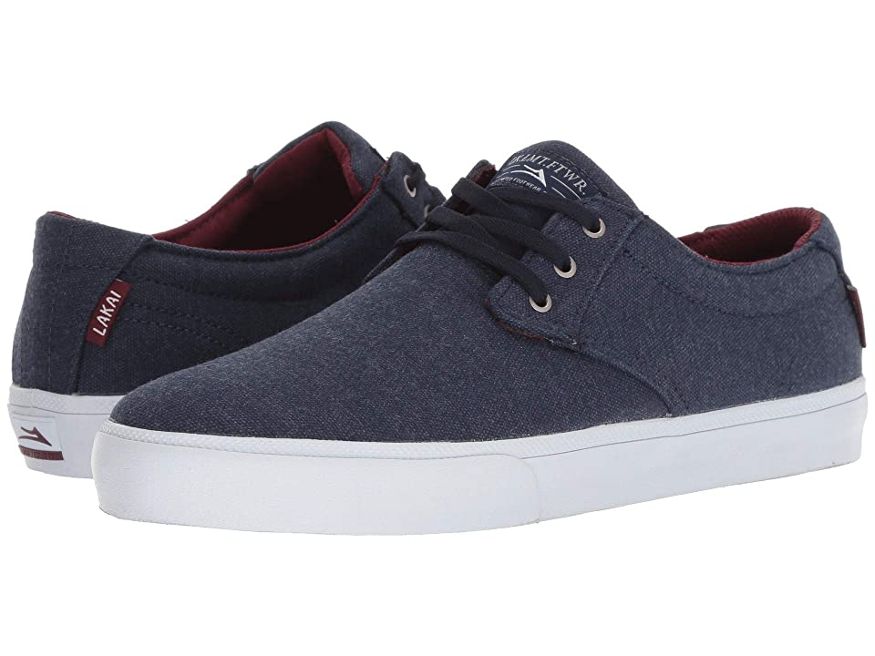 Lakai Daly (Navy Textile 1) Men