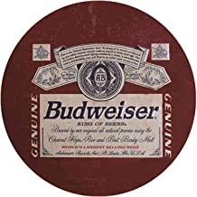 Beer Signs Nostalgic Metal Signs Wall Decor for Coffee Bar Dorm Patio 11.8x11.8Inches