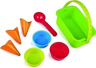 Hape Ice Cream Shop Sand and Beach Toy Set Toys, Multicolor