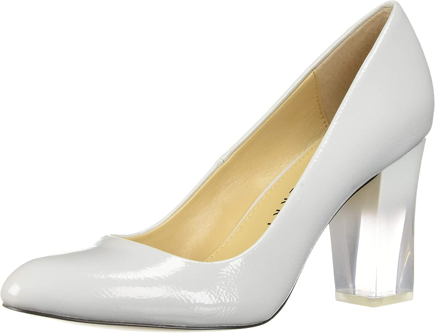 Middie-Crinkled Patent Pump Katy Perry Womens The A.w