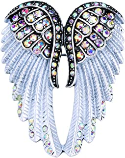 angel wing pins