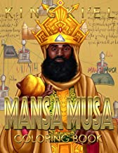 Mansa Musa Coloring Book