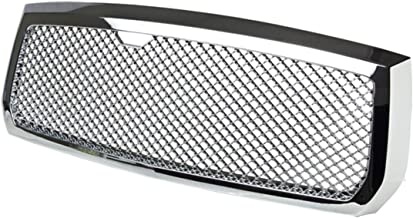 DNA MOTORING GRF-029-CH Front Bumper Grille Guard