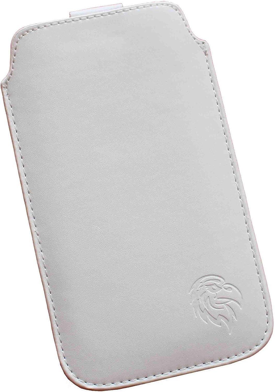 cousue avec languette dextraction pour iPhone ou iPod dApple Motif exclusif Dealbude24 Housse de protection fine