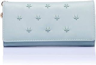 Caprese Star Women's Wallet (Aqua)