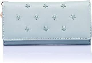 Caprese Star Women's Wallet (Soft Aqua)