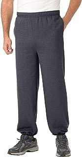 KingSize Men's Big & Tall Fleece Elastic Cuff Sweatpants