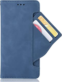 zl one Compatible with/Replacement for Phone case FUJITSU Arrows J PU Leather Protection Card Slots Wallet Case Flip Cover...