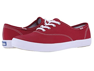 Keds Champion-Canvas CVO (Ribbon Red) Women