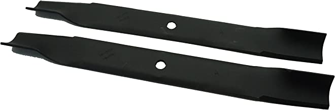 "Toro Genuine OEM EXMARK Part # 131-3939-03 Blades Quantity 2 TIMECUTTER 42"" Blades"