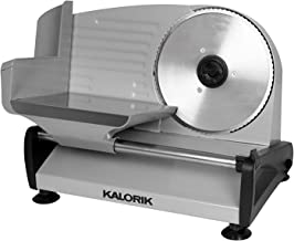 Kalorik 200 W Professional Food Slicer, Silver
