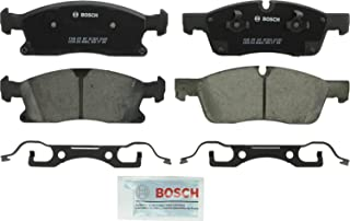 Bosch QuietCast Premium Ceramic Disc Brake Pad Set For