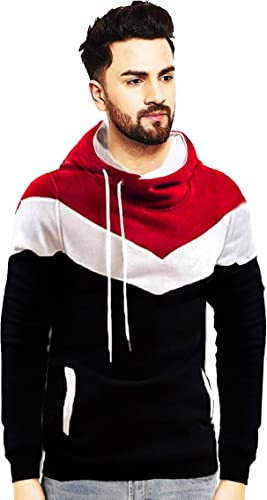 Men S Regular Fit Cotton Hoodie
