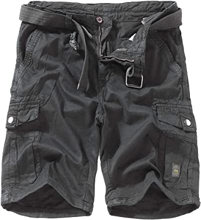 04b39fe465 EAGLIDE Men's Regular Fit Twill Cargo Shorts, Mens Athletic Breathable  Cotton Ripstop Pockets Cargo Shorts