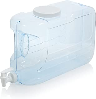 Arrow Home Products 76701 H2O Oasis Dispenser 2.5 Gallon, Clear