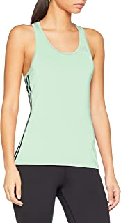 Adidas Women's D2M 3-Stripes Tank