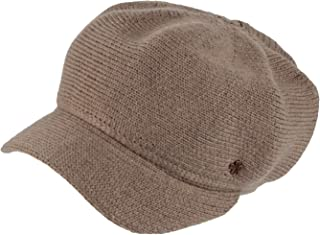 WITHMOONS Wool Baker Knit Beanie Hat Winter Women Warm Newsboy Caps SLG1239